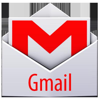 Link para o email Gmail